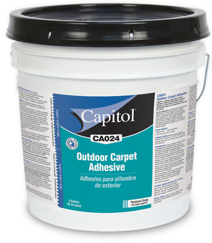 Outdoor Carpet Adhesive Ideas
